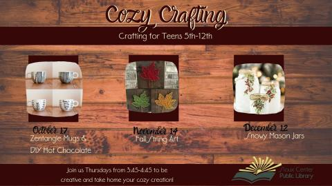 Cozy Crafting