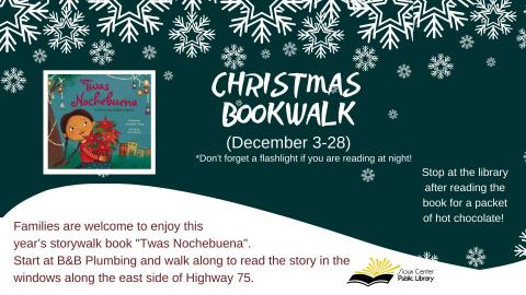 Christmas Bookwalk