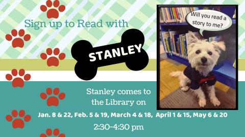 Read with Stanley
